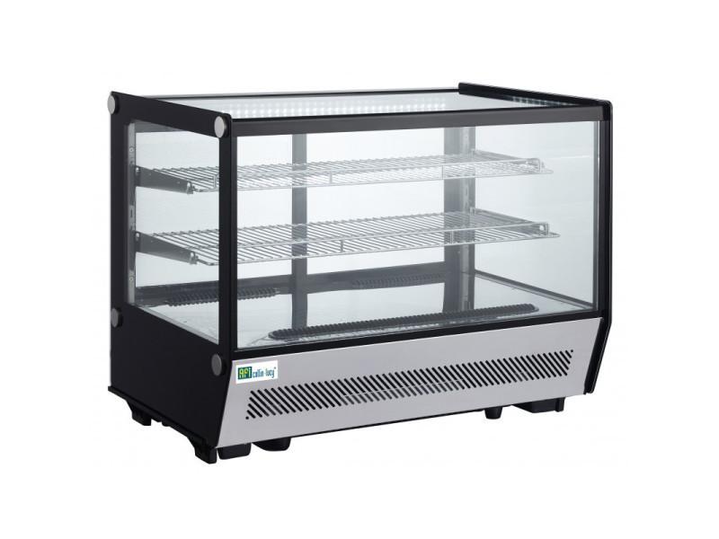 Vitrine réfrigérée à poser portes coulissantes - 120 à 160 l - afi collin lucy - 160 litres