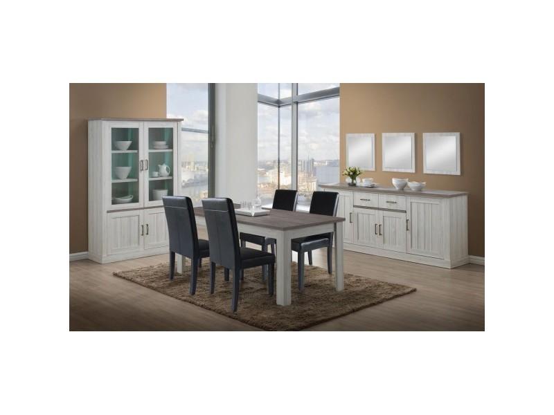 Salle manger compl te contemporaine avec 4 chaises - Conforama catalogue salle a manger ...