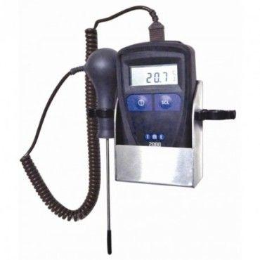 Kit thermomètre pour cuisine professionnel tme mm2000