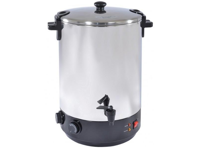 Kitchen chef stérilisateur 28 litres 2500w cuve inox zj280td
