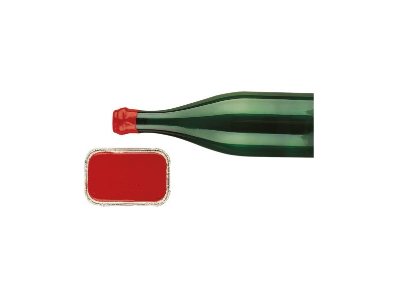 Cire a cacheter pai 500g rouge 198102