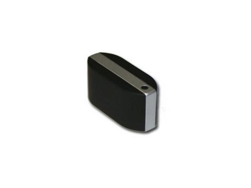 Manette noire pour four brandt - 70x1617