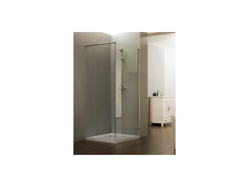Paroi Pour Douche Italienne Sandoz 100 190 Cm 120 190 Cm Vente De Azura Home Design Conforama