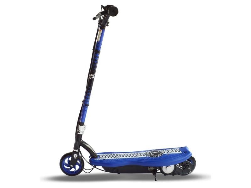 Trottinette électrique enfant piki 120w / 24v - bleu