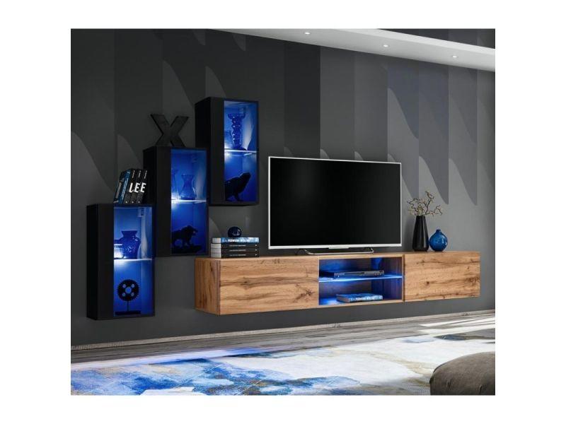 Paris prix - ensemble meuble tv \