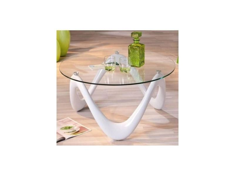 Table En Verre Conforama. Interesting Dco Table En Verre Salon ...