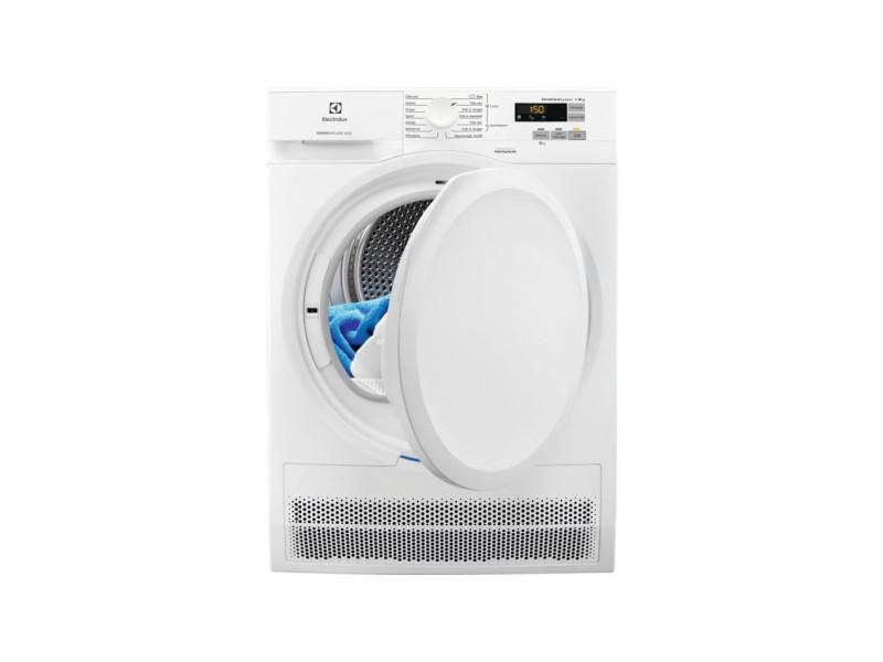Sèche-linge à condensation 8kg electrolux 60cm b, eleew6c5822cb ELEEW6C5822CB