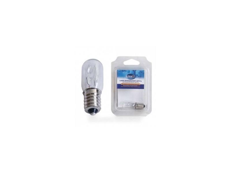 Ampoule réfrigérateur 15w e14 pour réfrigérateur brandt