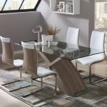 Table de repas - adicus - l 200 x l 100 x h 76 - neuf