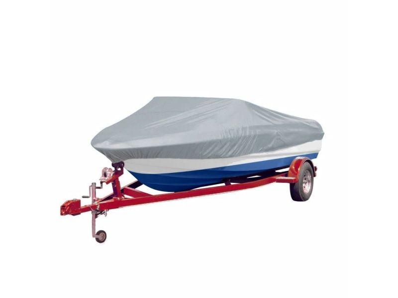 Magnifique housses de protection pour véhicules edition podgorica housse pour bateau gris 519-580 cm(longueur) 244 cm(largeur)