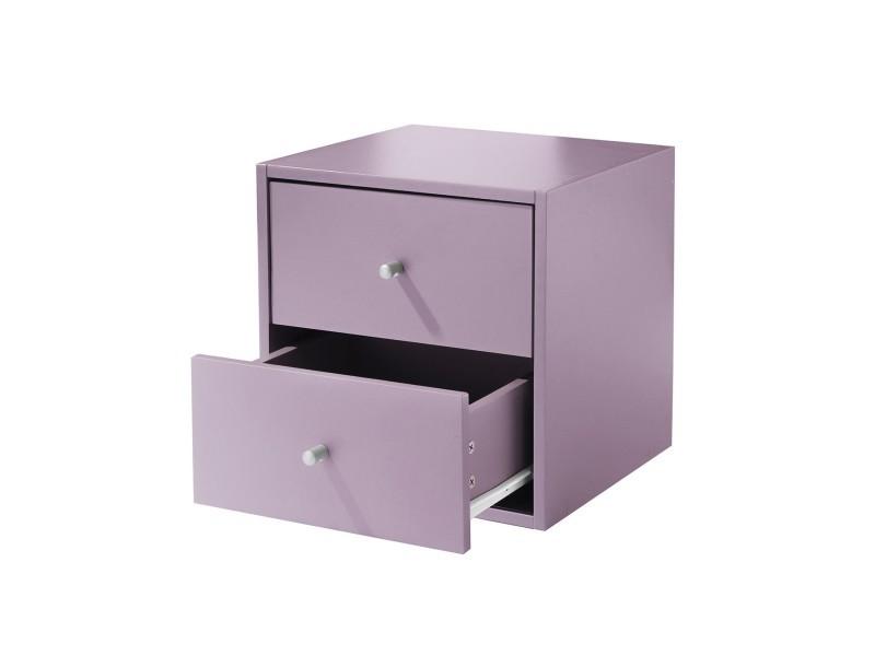 Meuble De Rangement Cube Rudy 9 Cases Bois Blanc Avec 3 Portes Vente De Id Market Conforama
