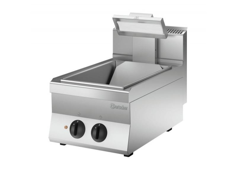 Chauffe frite professionnel gn1/1 inox 18/10 - bartscher - 650