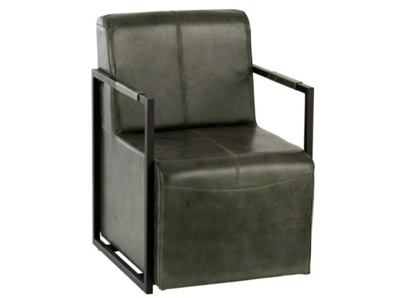Paris prix - fauteuil design en cuir \