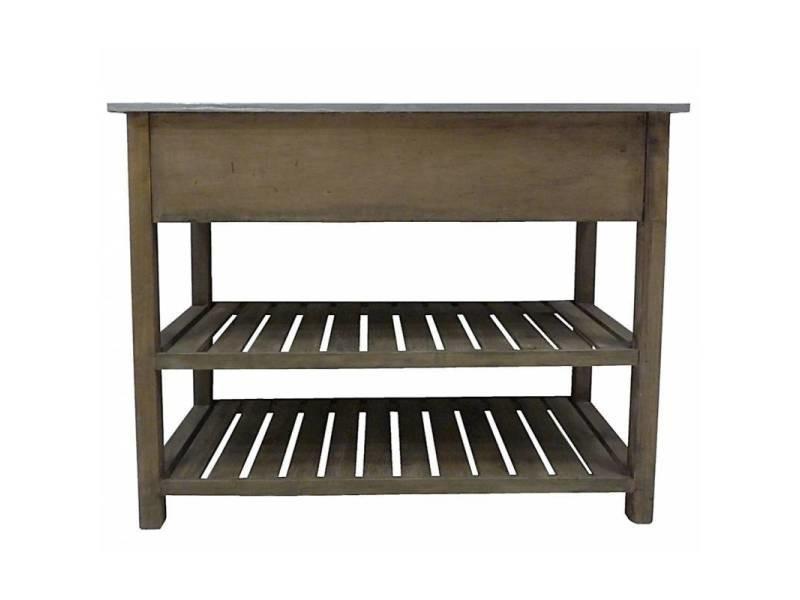 Console De Rempotage Table De Drapier Meuble De Metier De Cuisine