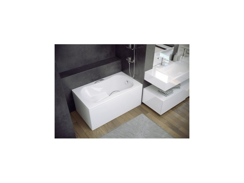 baignoire sabot vania 120 x 70 cm vente de azura home design conforama. Black Bedroom Furniture Sets. Home Design Ideas