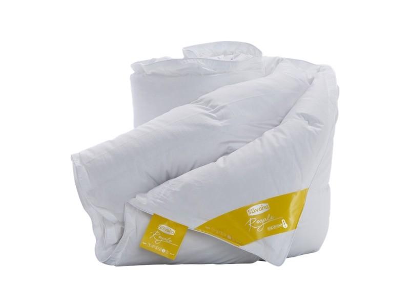 Silvana royale colortemp couette chaude en duvet - 100% duvet de canard - 2-personnes (200x200 cm) SMUL100174713