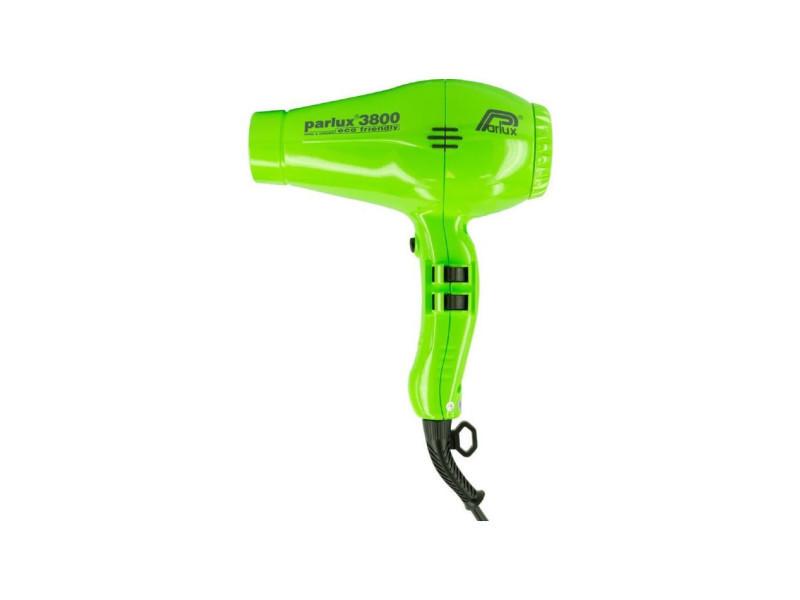 Parlux seche cheveux 3800 ionic eco friendly débit d'air