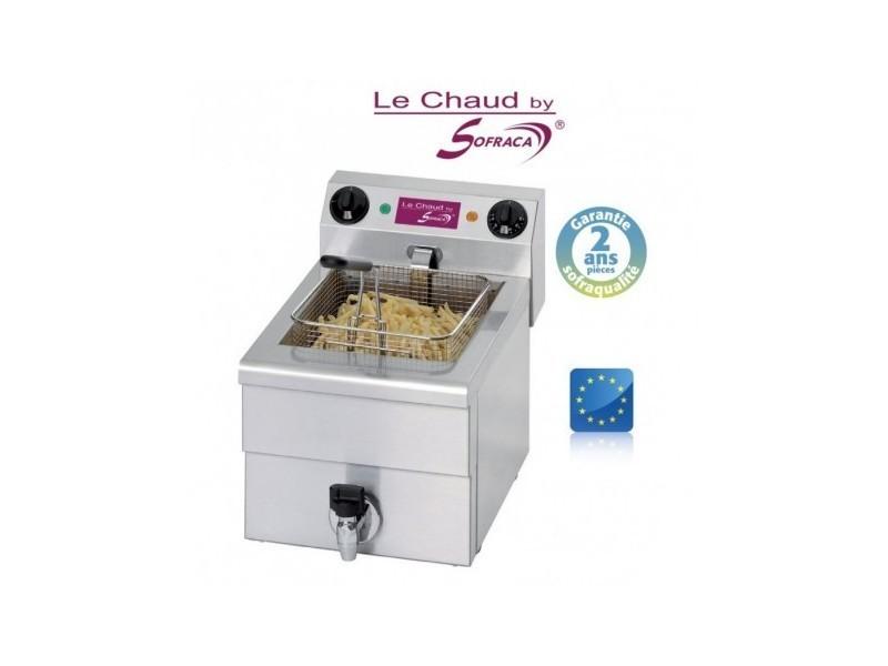 Friteuse électrique de table - 10 litres - sofraca -