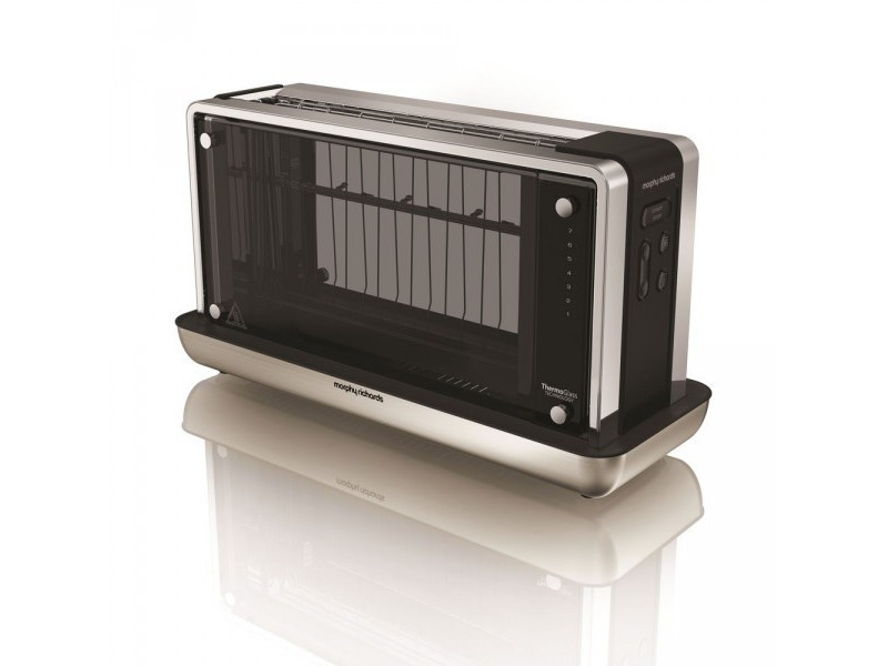 Grille pain morphy richards 1 fente - 1800w accents redefine m228000ee