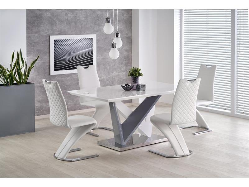 Table à manger design 160 cm x 90cm x 77 cm
