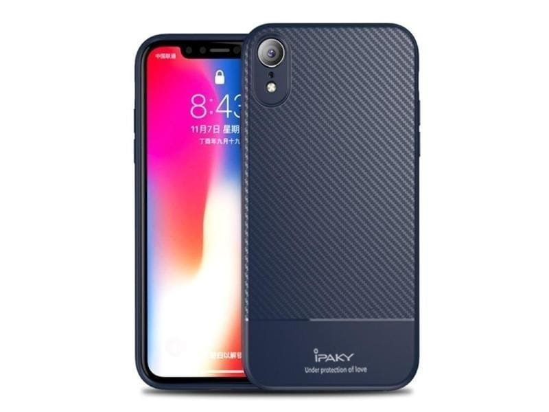 iphone xr coque fibre de carbone
