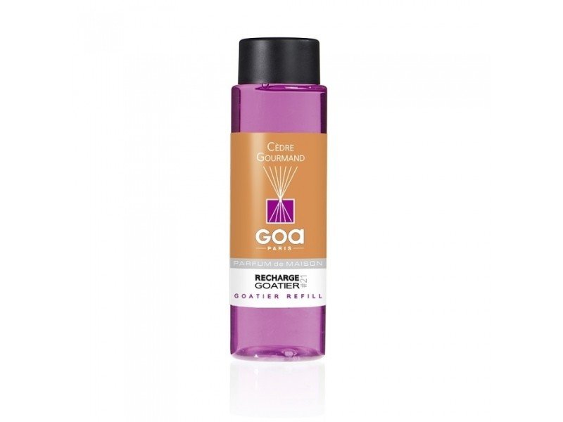 Recharge cèdre gourmand 250 ml