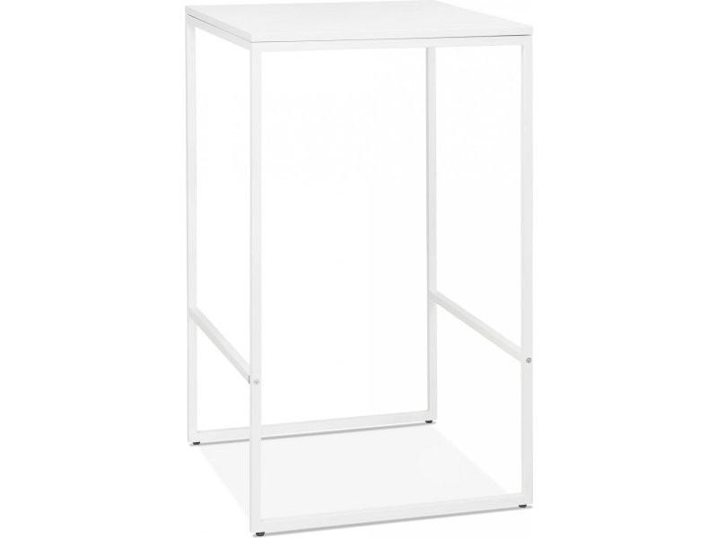 Table bar design millie BT00430WHWH