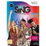Let's sing 16 : hits français jeu wii