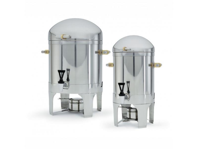 Percolateurs à café professionnel 11,4 à 18,9 l - pujadas - 18,9 litres 1140 cl