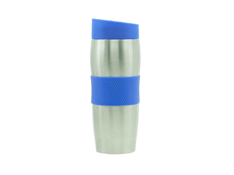 Cenocco cc-6000: tasse de voyage sous vide en acier inoxydable bleu