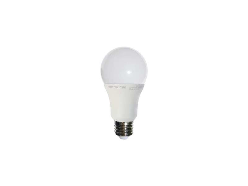 Ampoule e27 9w a60 équivalent 50w - blanc chaud 2700k SP1703