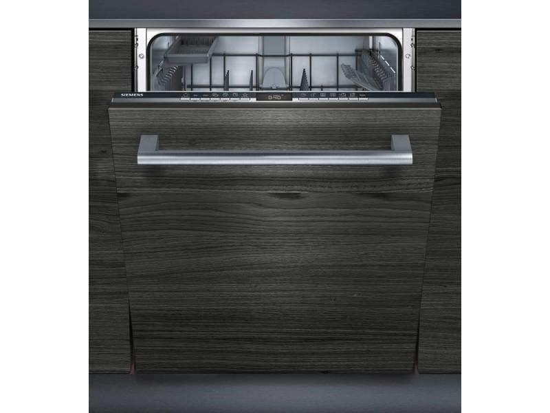 Lave vaisselle tout integrable 60 cm siemens sn63hx60ae sn63hx60ae