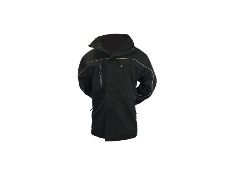 Parka coverguard tao black - noir - taille xxl 5TAOB-XXL
