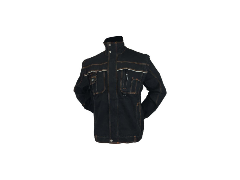 Veste coverguard bound jeans - noir - taille s 8BOVJ-S