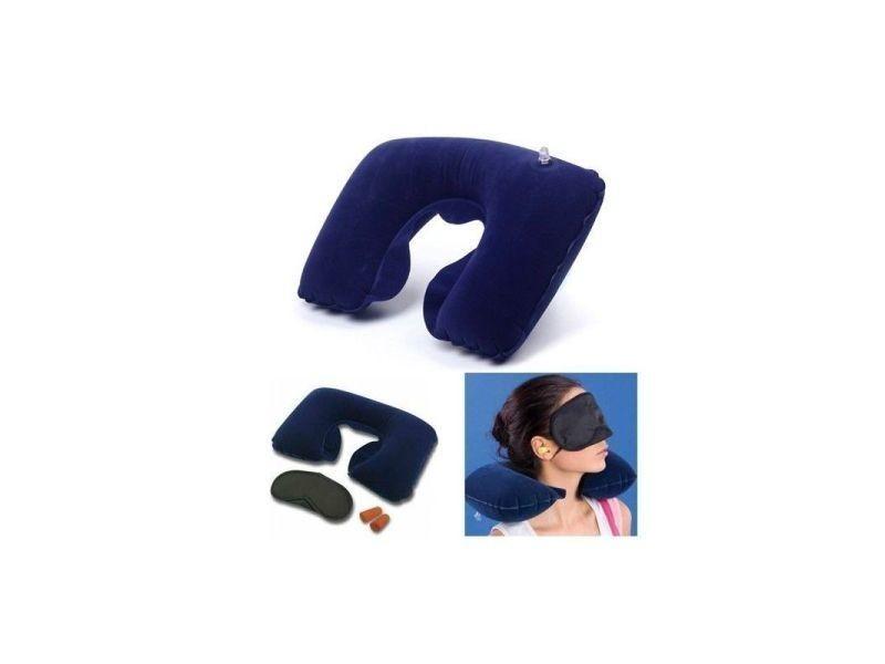 Kit de relaxation de voyage masque de nuit