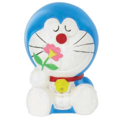 Doraemon mini figurine doraemon flower 7 cm