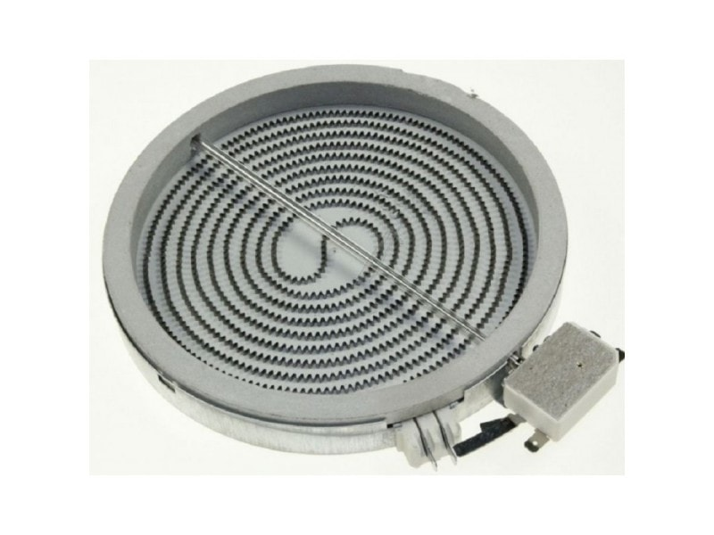 Foyer highlight (ø 180) 230v-1800w eika pour table de cuisson candy hoover
