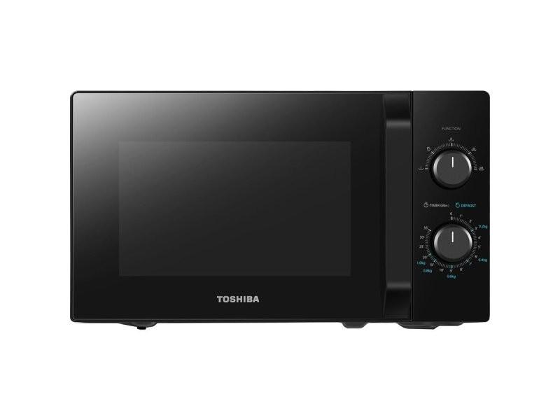 Toshiba mw2-mm20pbk - micro-ondes solo - pose libre - 20 litres MW2-MM20PBK