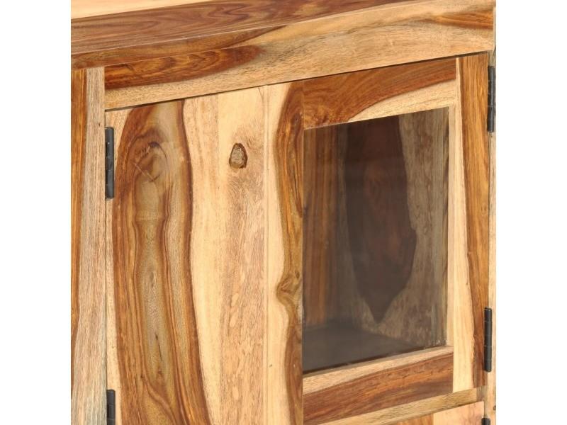 Vidaxl ensemble de meuble tv 4 pcs bois solide 286380