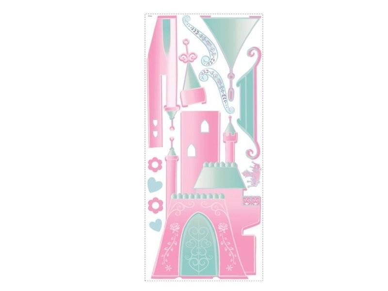 Stickers Chateau Princesse Disney Vente De Stickers Et Papier