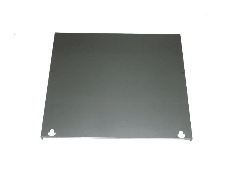 Facade de porte avant brut métal pour lave vaisselle bosch - 00681320