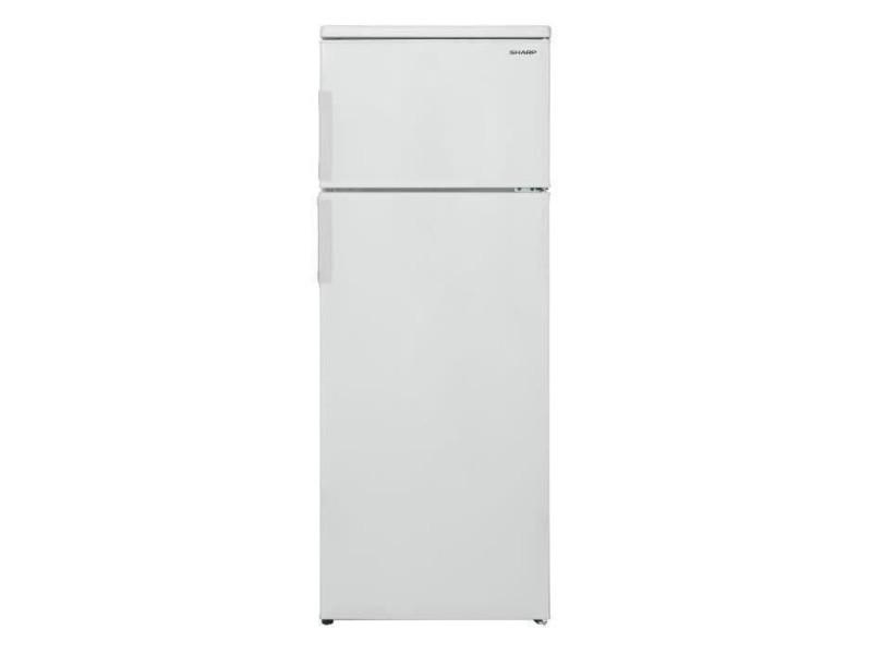 Réfrigérateur 2 portes, 213 l, blanc SHA4974019175942