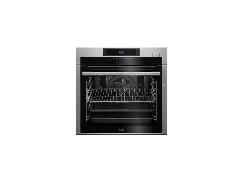 Aeg oven bse782320m cuiseur en acier inoxydable aquaclean classe a
