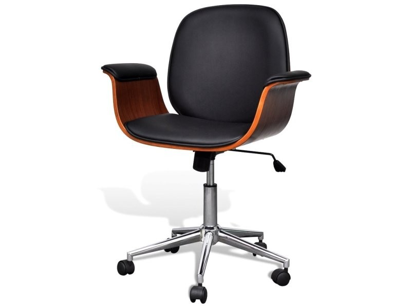 Fauteuil chaise siège de bureau pivotant ergonomique avec