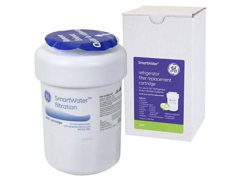 Cartouche filtre à eau d'origine ge mwf réfrigérateur, congélateur whirlpool c00094394