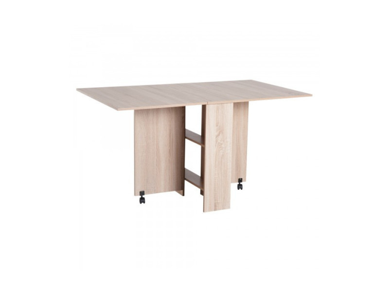 Table francis couleur: chêne clair