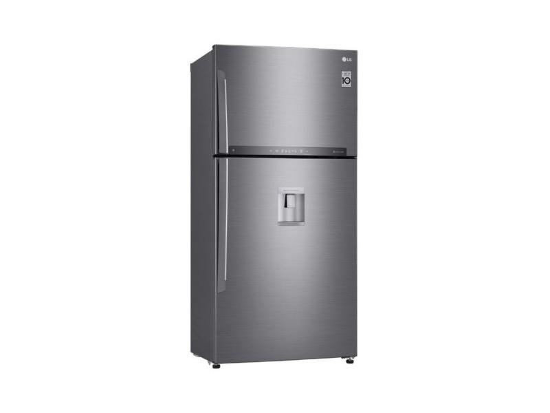 Réfrigérateur lg gtf925pzpzd total no frost to 178cm