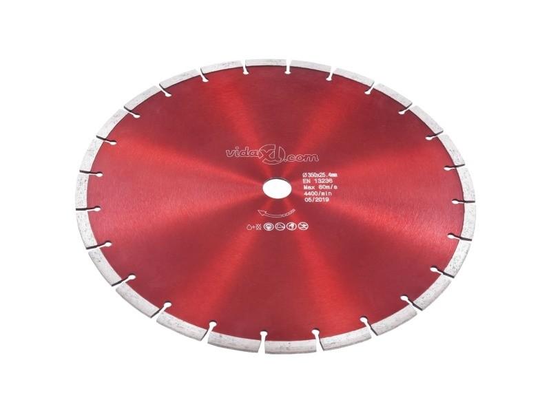Icaverne - lames de scie reference disque de coupe diamanté acier 350 mm