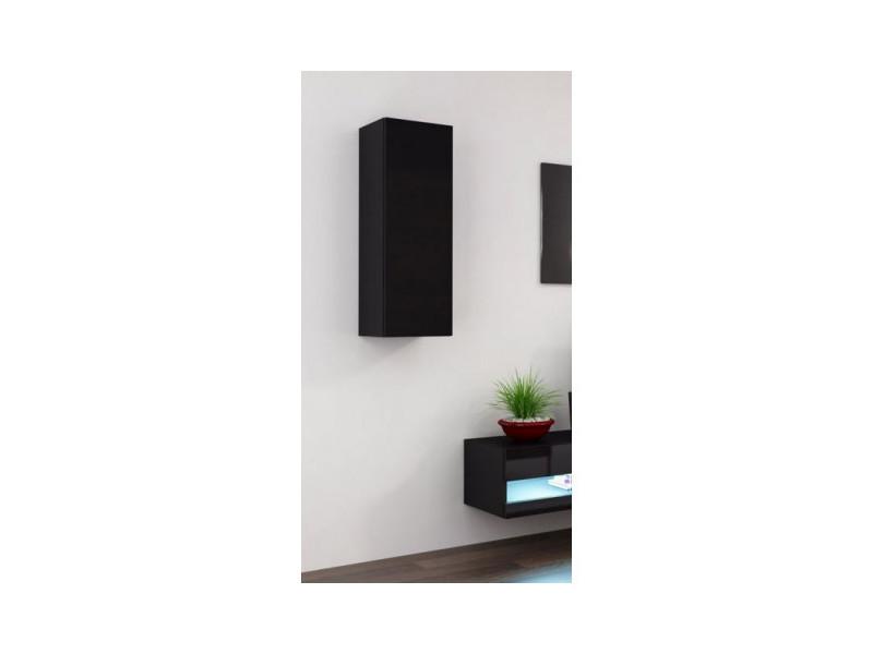 Colonne set, noir ou blanc 90cm - couleur: noir