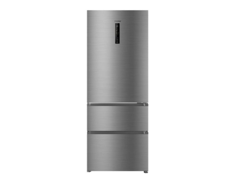 Ref combi 1p+2t 233+97l 38db h 190xl60cm silver CDP-HTR3619FNMN